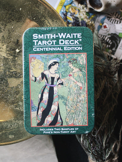 Smith-Waite Centennial Deck in a Tin