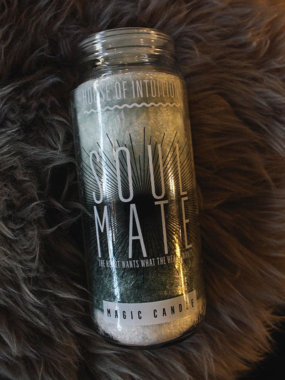 Soul Mate Magic Candle - House of Intuition