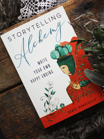 Storytelling Alchemy: Write Your Own Happy Ending