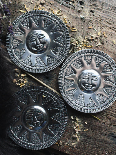 Sun Incense Burner