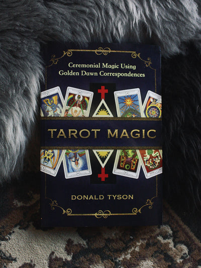 Tarot Magic  Book