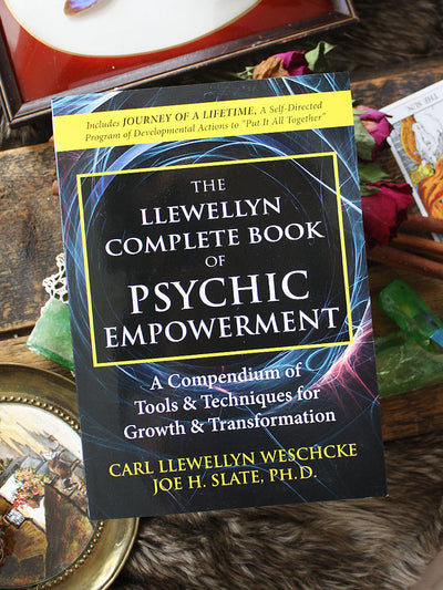 The Complete Book of Psychic Empowerment