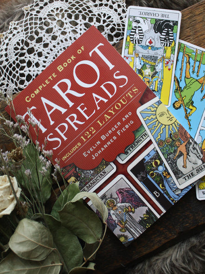 The Complete Book of Tarot Spreads