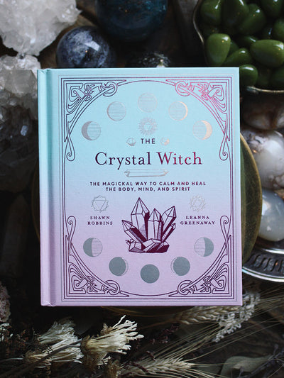 The Crystal Witch Book