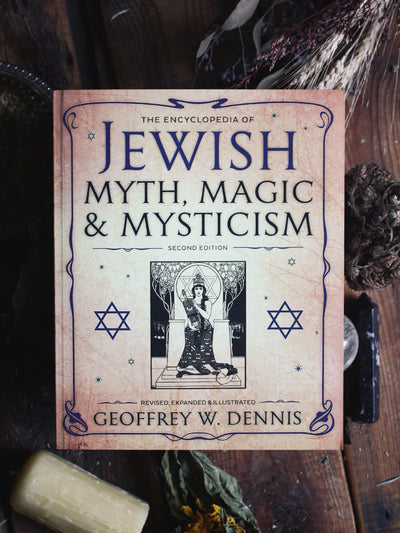 The Encyclopedia of Jewish Myth, Magic & Mysticism