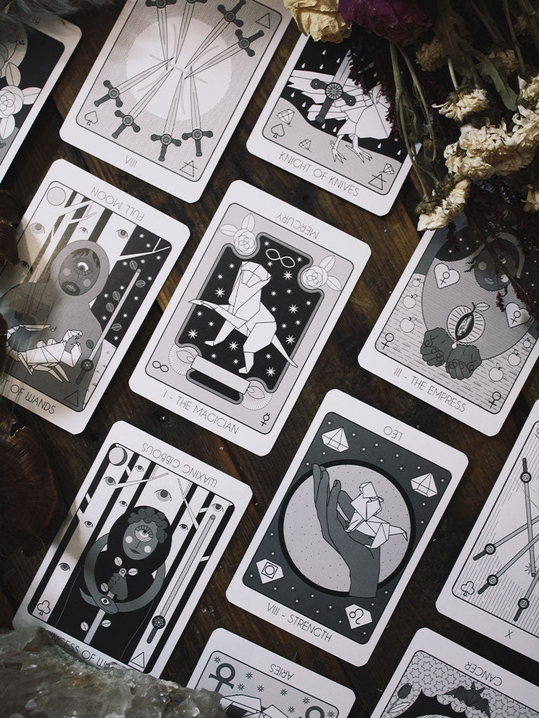 The Fox Tarot: Pips Edition