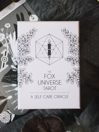 The Fox Universe Tarot: A Self Care Oracle