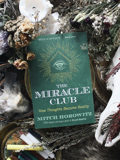 The Miracle Club - Mitch Horowitz