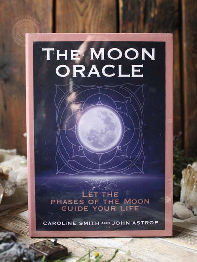 The Moon Oracle Deck Set