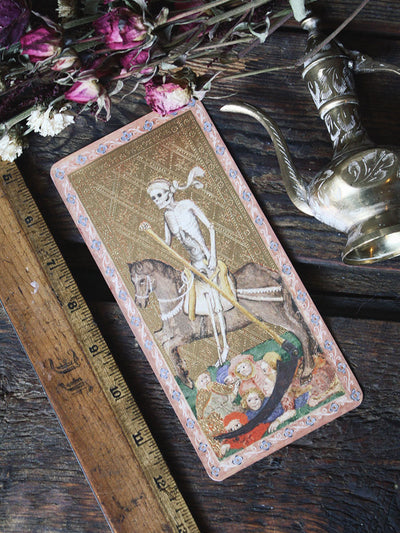 Visconti di Modrone Tarot Deck