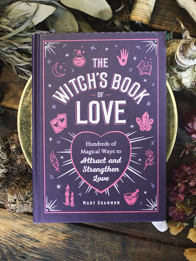 Witch's Book of Love