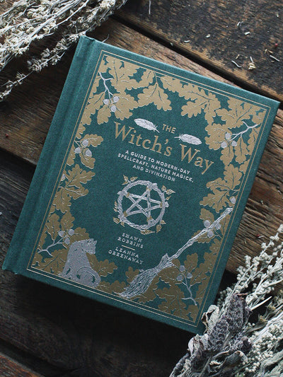 Witch's Way Book