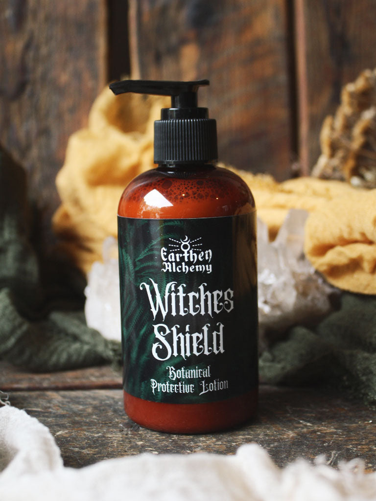 Witches Shield Botanical Protective Lotion