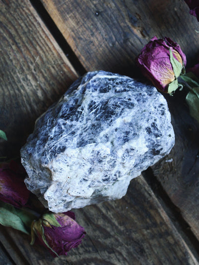 XL Raw Sodalite - C462