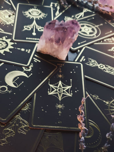 Tarot Readings with Amanda
