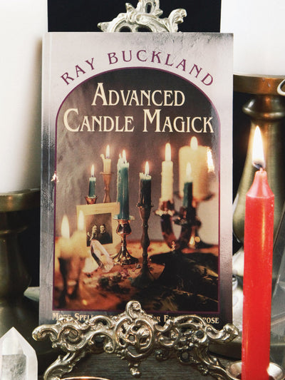 Advanced Candle Magick - Rite of Ritual