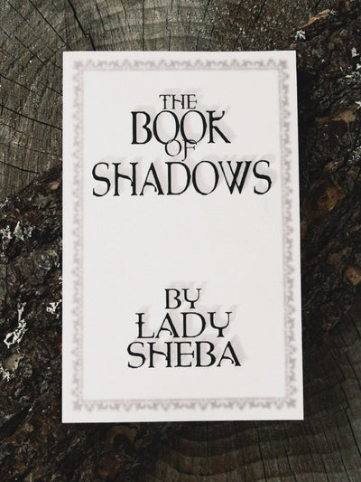 books book of shadows 1