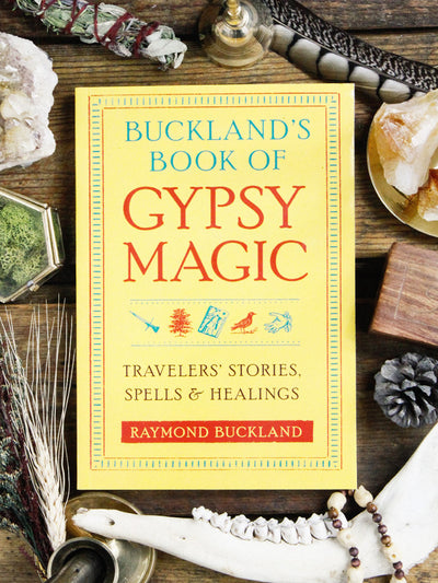 books bucklands book of gypsy magic 1