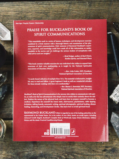 Buckland's Book of Spirit Communications - Rite of Ritual