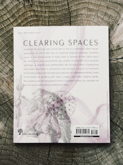 Clearing Spaces Book - Rite of Ritual