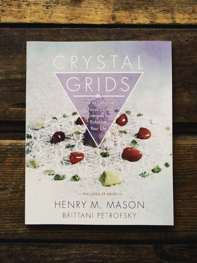 books crystal grids 1