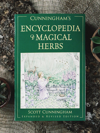 books cunningham's encyclopedia of magical herbs 1