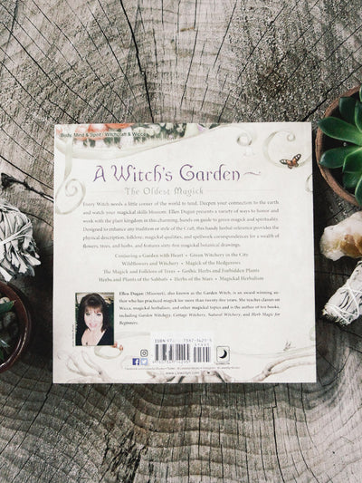 books garden witch's herbal book 2