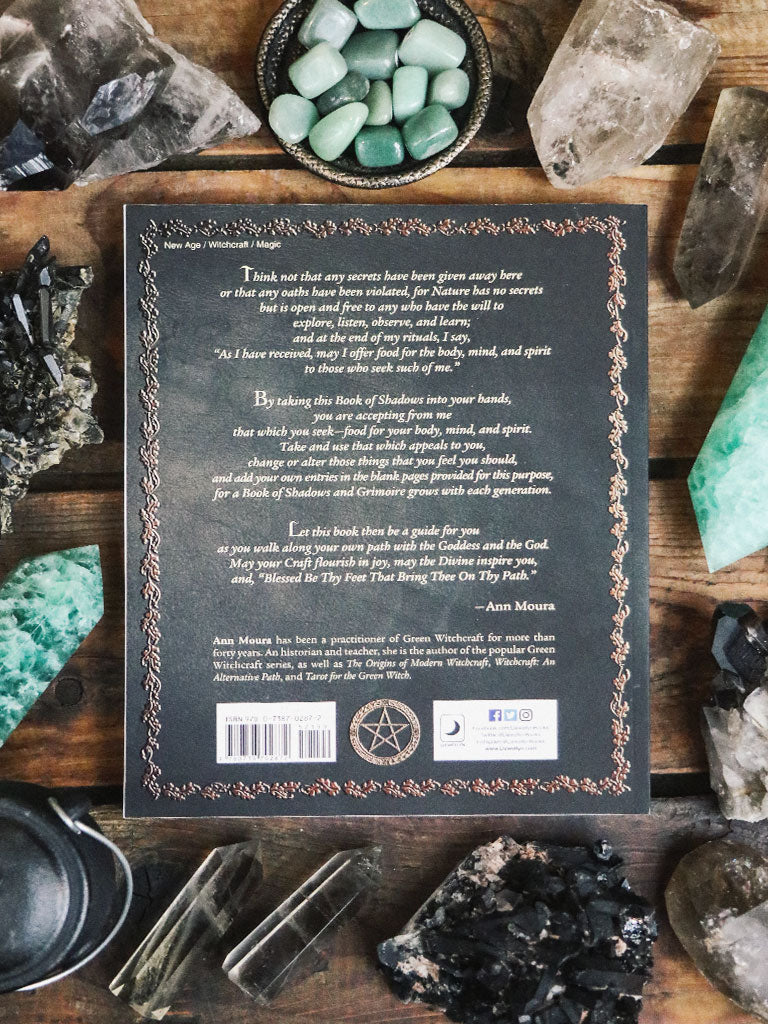 Grimoire for the Green Witch - Rite of Ritual