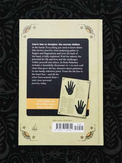 books in focus palmistry book 2