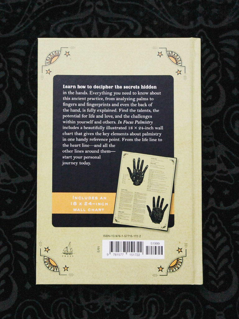 books in focus palmistry book 1