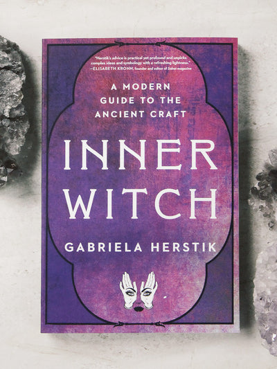 books inner witch a modern guide to the ancient craft 1