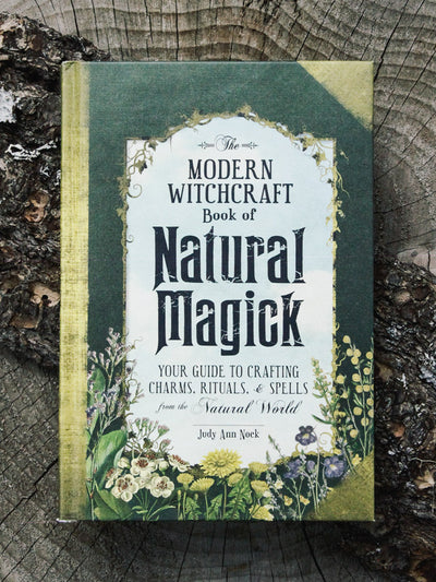 books modern witchcraft book of natural magick 1