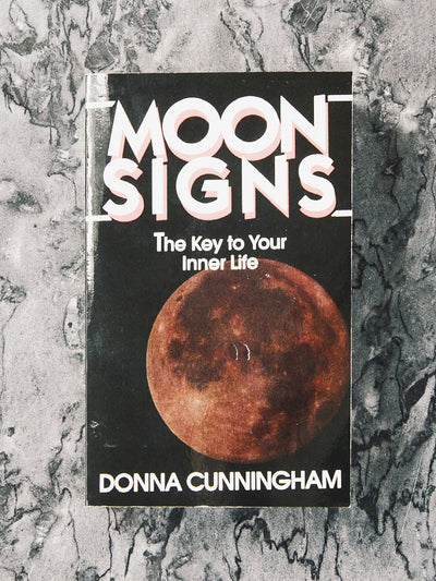 books moon signs key to your inner life 1