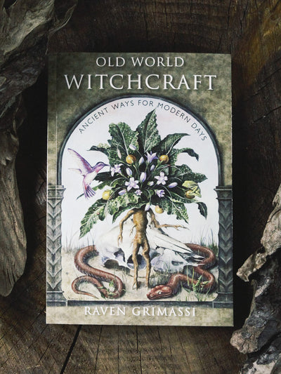 books old world witchcraft 1
