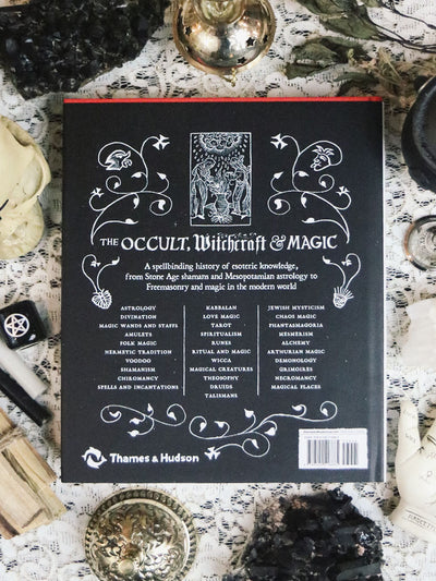 The Occult Witchcraft + Magic an Illustrated History