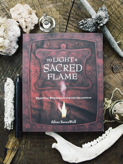 books to light a sacred flame 1