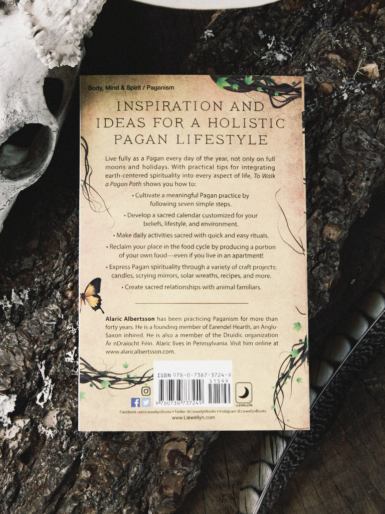 books to walk a pagan path 1