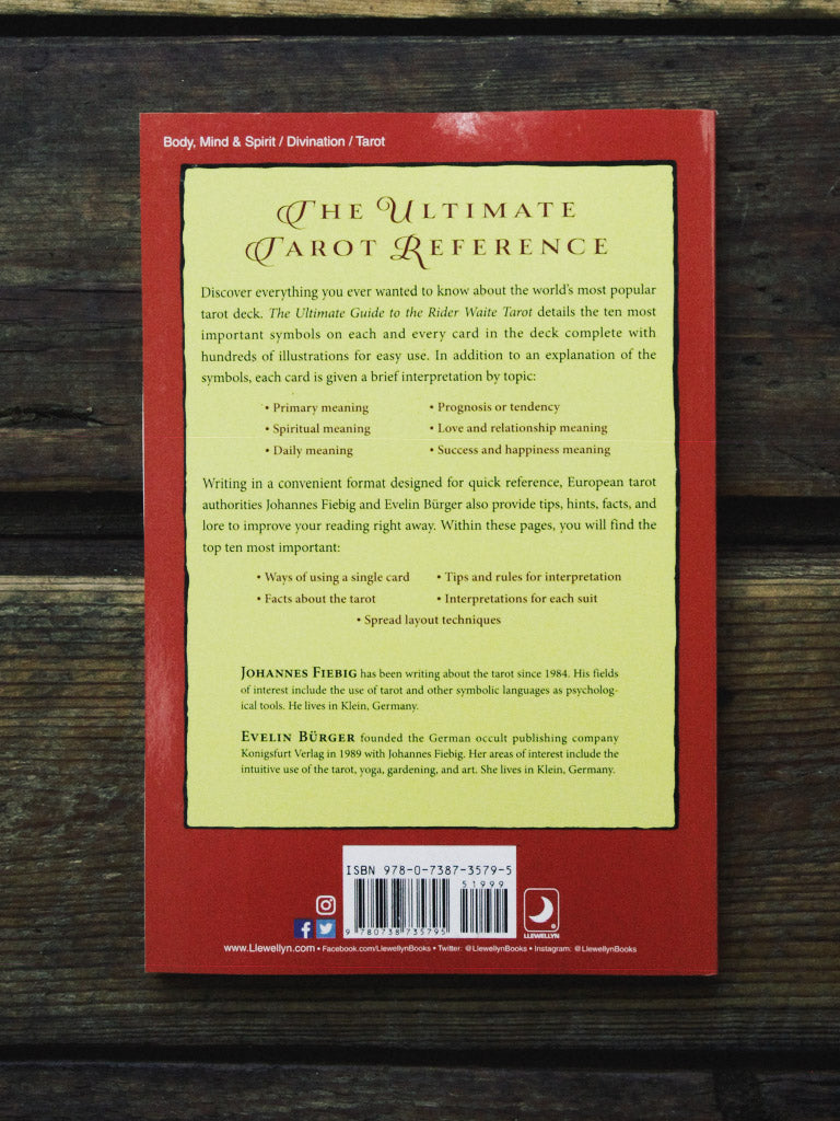 books ultimate guide to the rider waite tarot 1
