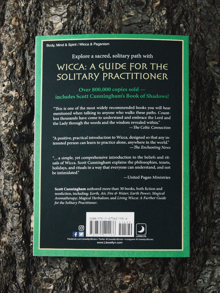 books wicca a guide for the solitary practitioner 1