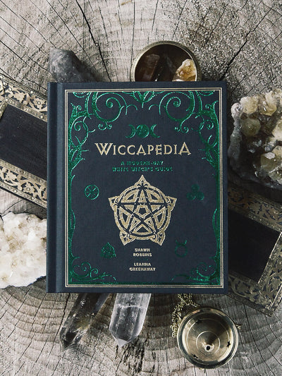 books wiccapedia hard cover 1