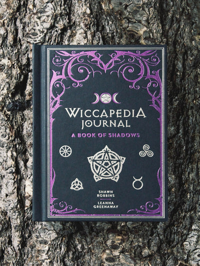 books wiccapedia journal a book of shadows 1