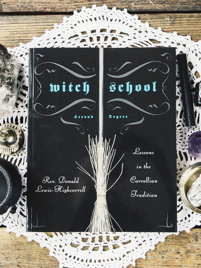 books witch school second degree 1