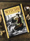 books witch's colouring book 1