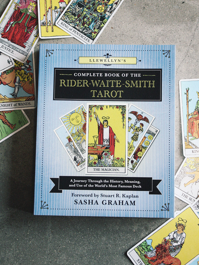 Complete Book of the Rider Waite Smith Tarot - Rite of Ritual