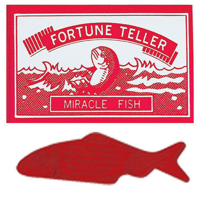 Fortune Teller Magic Fish