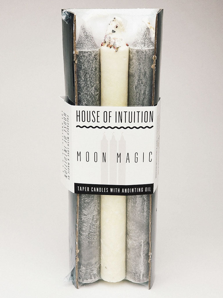 Moon Magic Taper Candles
