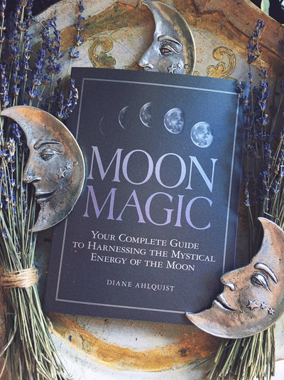 Moon Magic Book