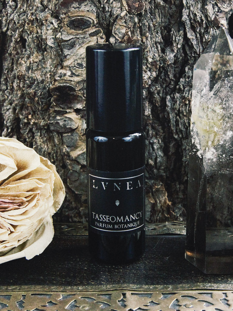 Tasseomancy Botanical Perfume Oil