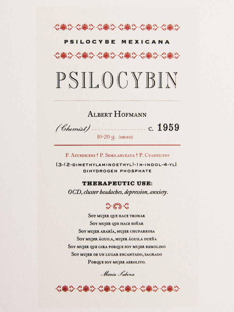 open sea psilosybin pharmacy card 1