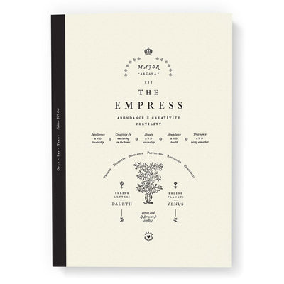 The Empress Notebook